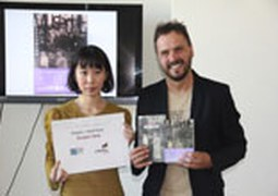 The Japanese publisher Hakusuisha and the translator Nami Kaneko awarded with the II Etxepare-Laboral Kutxa Translation Prize