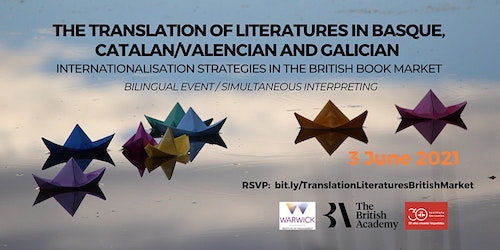 Conference: Translating Small Literatures in the British Book Market