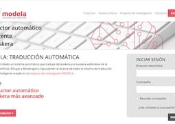 El traductor automático castellano-euskera desarrollado con inteligencia artificial ya disponible