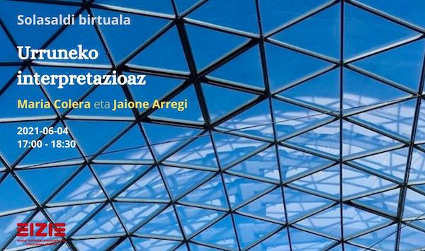 Encuentro virtual sobre la interpretación remota