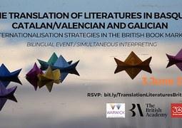 La traducción de las literaturas en catalán/valenciano, gallego y vasco en el mercado editorial británico