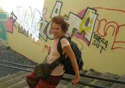 Isabel Etxeberriak Bego Montorio elkarrizketatu du Hitzen Uberan-en