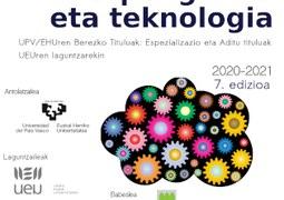 'Itzulpengintza eta teknologia' eta 'Itzultzaileentzako oinarrizko teknologia' graduondoak (EHU)