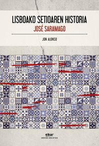 'Lisboako setioaren historia' Urrezko Bibliotekan. Liburuaren aurkezpena